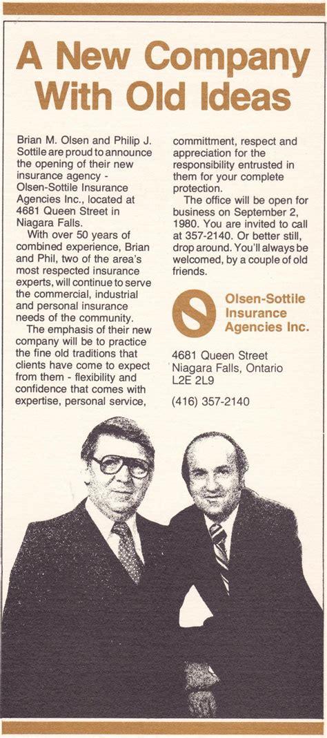 olsen sottile insurance brokers niagara falls