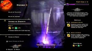 GOD OF WAR ASCENSION MULTIPLAYER - The DLC co-op Weapons ...