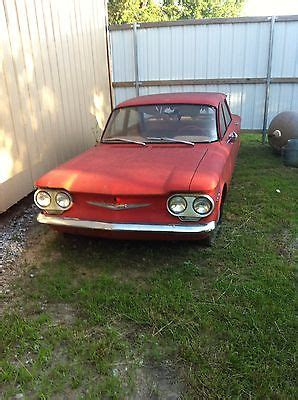 Chevrolet Corvair Cars For Sale In Oklahoma