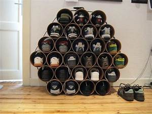 DIY family shoe storage solutions - Andrea's Notebook