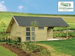 Abri Jardin Sur Mesure : un cottage au jardin abri de jardin cottage concept abri ~ Melissatoandfro.com Idées de Décoration