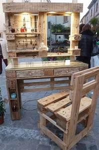 Schminktisch Aus Paletten : cheap easy and creative recycled pallet ideas that will inspire you pallet wood projects ~ Markanthonyermac.com Haus und Dekorationen
