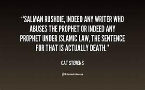 Salman Rushdie Quotes. QuotesGram