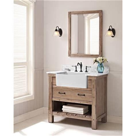 48 bathroom vanity with top fairmont designs napa 36 quot farmhouse vanity sonoma sand