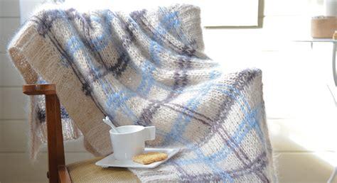 un plaid 224 tricoter en prima