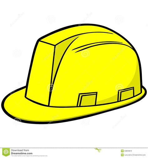 construction hats construction hat stock vector illustration of safety