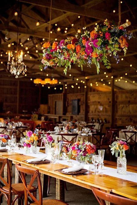 decoration de salle boho champetre weddingdecor