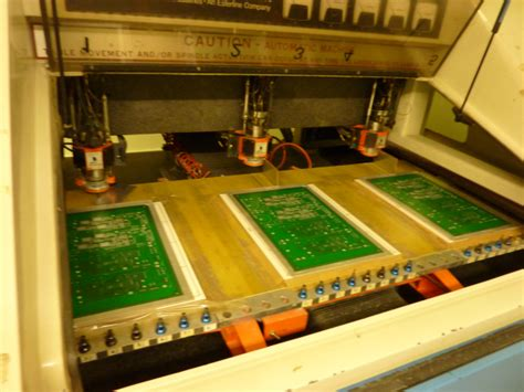 Understanding Pcb Manufacturing Cnc Drilling