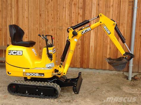 jcb  cts mini excavators