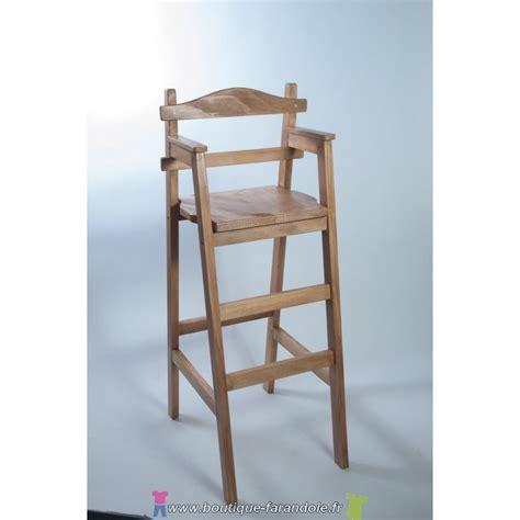 chaise de table pour bébé chaise junior chaises hautes en bois chaise haute en