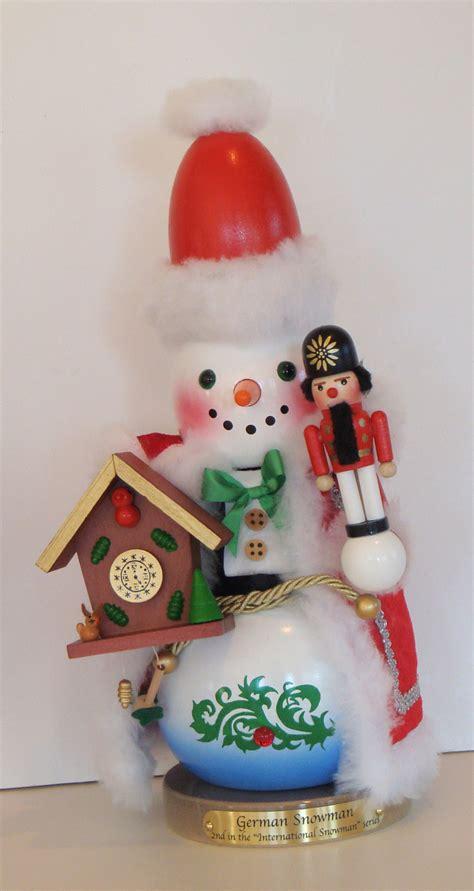 christmas german steinbach kwo nutcrackers decorations