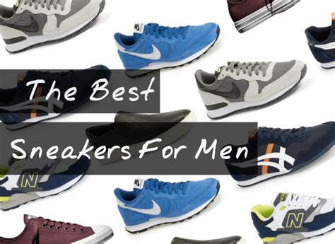 23 best mens sneakers for spring 2018 new top tennis