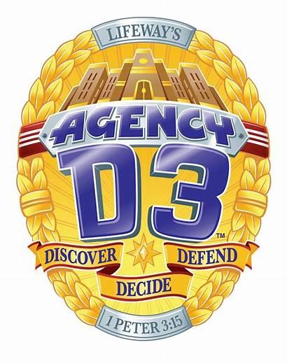 Vbs D3 Agency Lifeway Clipart Decorating Bible