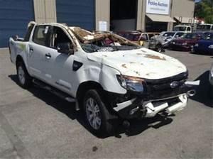 Ford Ranger 2013 : wrecking 2013 ford px ranger xlt wildtrak ford pro wreckers ~ Medecine-chirurgie-esthetiques.com Avis de Voitures