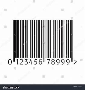 Barcode. Vector Illustration - 214414573 : Shutterstock