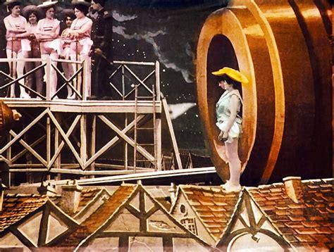 george melies el viaje ala luna viaje a la luna le voyage dans la lune 1902 de george