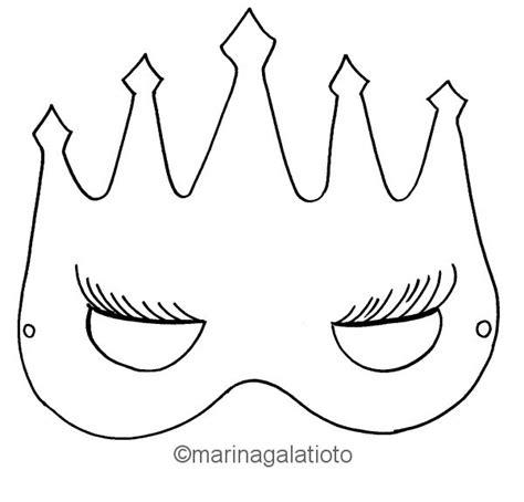 disegni di animali da stare e ritagliare maschere da stare e colorare tigre maschere di animali