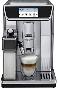 Got a recommended place or link for descaler solution for delonghi coffee machine? Amazon.com: Delonghi super-automatic espresso coffee machine with double boiler, milk frother ...