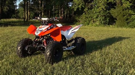 » Honda 250x / 250ex Must Have Upgrades Project