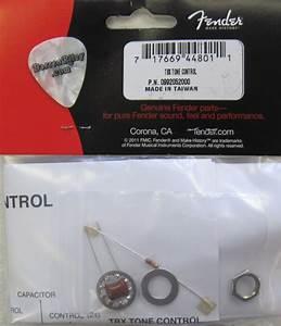 Genuine Fender Tbx Tone Control 0992052000