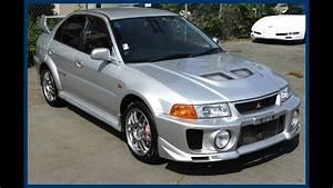 1999 Mitsubishi Lancer Evolution V Evo 5 Awd Turbo For Sale In Vancouver