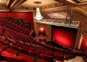 The Ed Mirvish Theatre Seating Chart Mirvish Seating Maps
