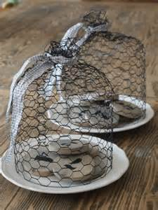 Pinterest Chicken Wire Crafts
