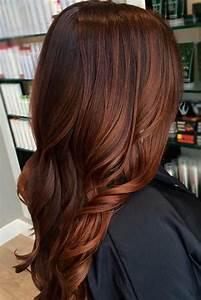 Ombré Hair Cuivré : 50 hottest brown ombre hair ideas hair cheveux ~ Melissatoandfro.com Idées de Décoration