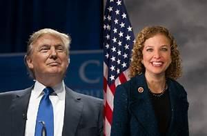 Trump: Debbie Wasserman Schultz Is 'Terrible Spokesperson'