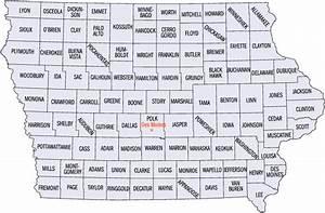 Iowa Statistical Areas