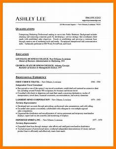 microsoft word resume sample good resume format With great resume templates for microsoft word