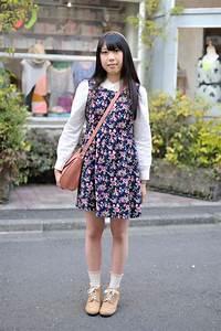 The Best Japanese Street Style   StyleCaster