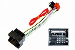 Vw Group Quadlock To Iso Radio Adapter Harness  Hardwire