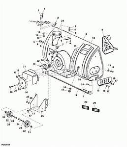 John Deere 47 Snowblower Parts Diagram  U2022 Downloaddescargar Com
