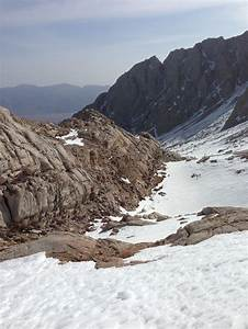 Current Conditions, Mt. Whitney Trail, April 8, 2013 — The ...