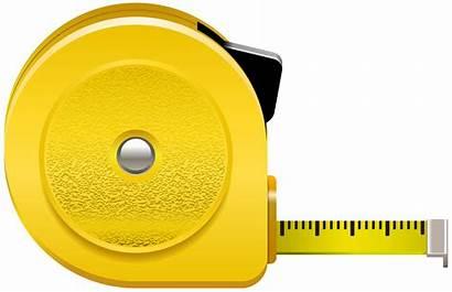 Meter Tape Clipart Measure Clip Roulette Tools