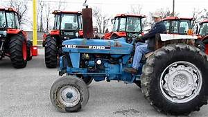 Ford 4610 For Sale