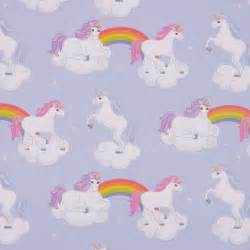 Rainbow Unicorn Single Sheet Wrapping Paper with Tag