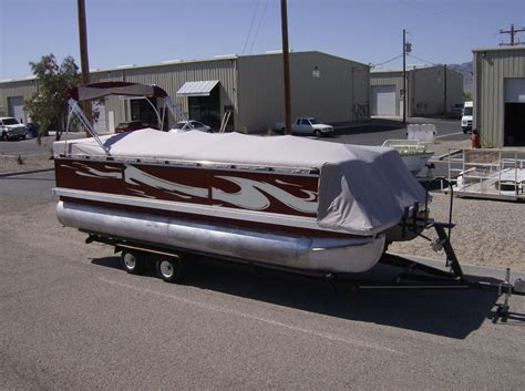 Pontoon Boat Covers by Custom Boat Covers
