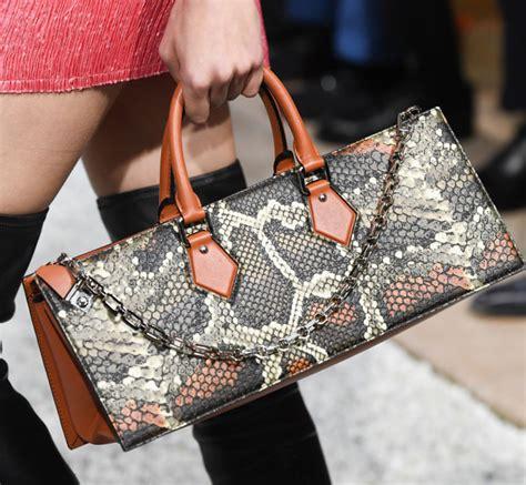 louis vuittons cruise  runway bags include  cute collab  grace coddington purseblog