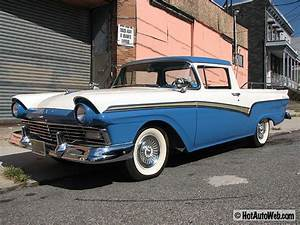 Auto Blog  1957 Ford Ranchero