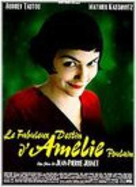 Fabelhafte Welt Der Amelie Le by Die Fabelhafte Welt Der Am 233 Lie Cineman