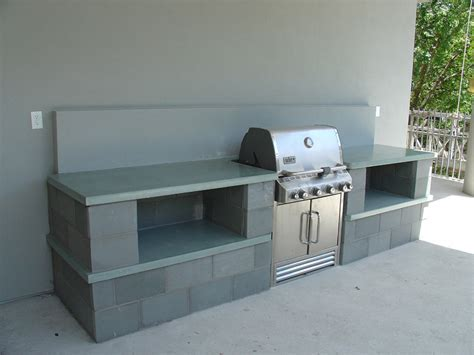 Concrete Countertops Austin Texas   Fireplace Surrounds