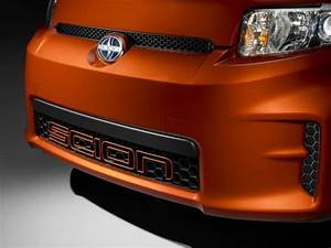 2012 Scion XB Pictures Release Series Front Grille US