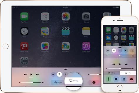 airplay iphone airplay aktivieren iphone airplay einrichten starten