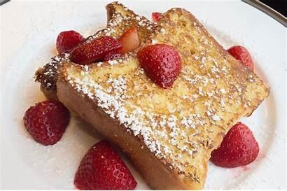 Toast French Tostadas Francesas Pain Receta Fraises