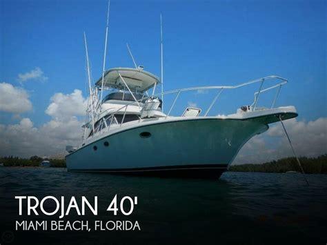 trojan boats florida fishing boat meter 1988 fl convertible owner foot yachts miami sarasota beach inautia