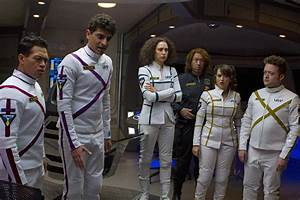 Review: 'Other Space' on Yahoo Screen is a sweet, nutty ...