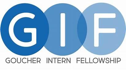 Goucher Intern Award Fellowship Office Education College