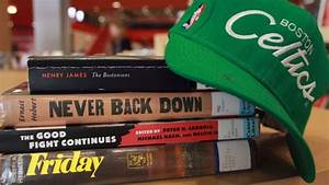 Celtics-Cavs Playoff Series Brings Out Library Trash Talk ...